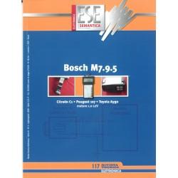 117 - Bosch M7.9.5 Citroën C1 - Peugeot 107 - Toyota Aygo motore 1.0 12V