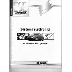 128 - Sistemi elettronici su Alfa Romeo Mito 1.4