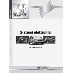 124 - Sistemi Elettronici su Opel Corsa D