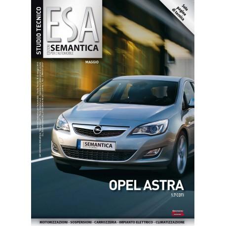 099 - OPEL ASTRA 1.7 CDTI