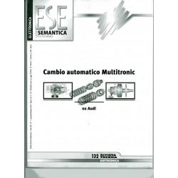 132 - Cambio automatico Multitronic su Audi