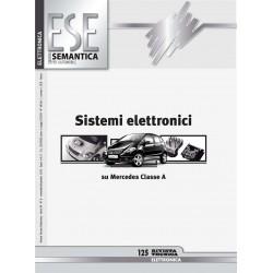 125 - Sistemi Elettronici su Mercedes Classe A