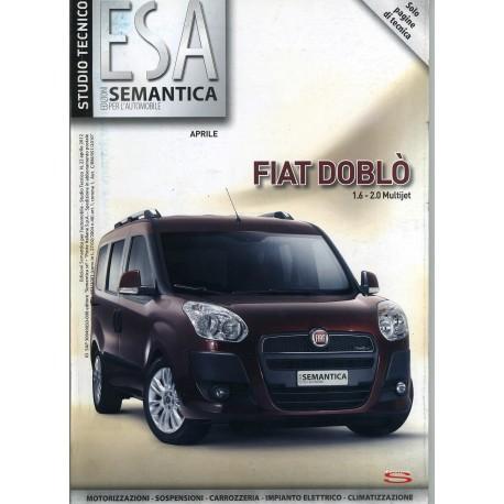088 - FIAT DUBLò 1.6 - 2.0 Multijet