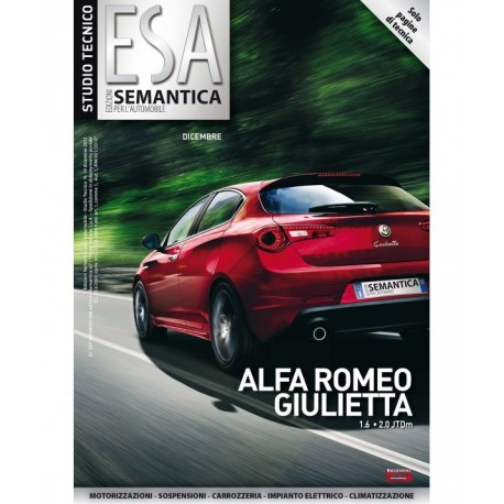 085 - ALFA ROMEO GIULIETTA 1.6 - 2.0 JTDm