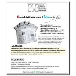 Promozione ELETTRONICA 6+6 ESE su carta