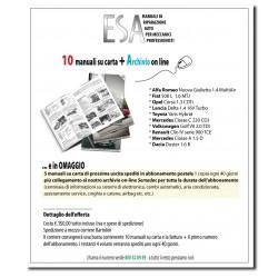 Promozione 15 ESA su carta