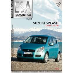 SUZUKI SPLASH 1.0 12V - 1.2 16V n°109