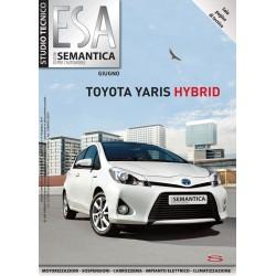 TOYOTA  YARIS HYBRID n°110