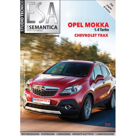 OPEL MOKKA - CHEVROLET TRAX 1.4 Turbo n°125