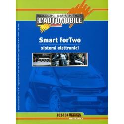 103/104 - Smart ForTwo sistemi elettronici