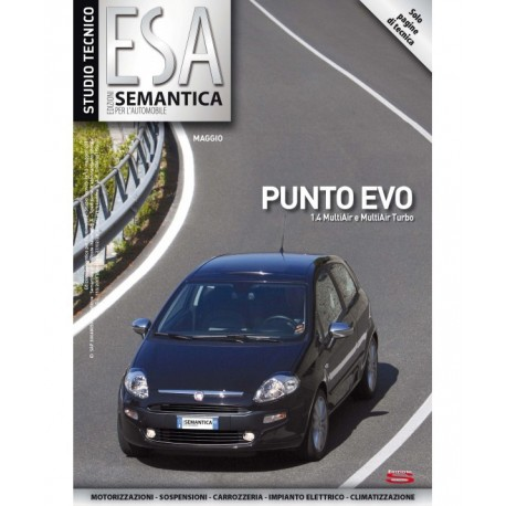 079 - FIAT PUNTO EVO 1.4 Multiair-Multiair Turbo