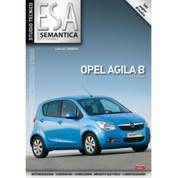 081 - OPEL AGILA B 1.0 12V - 1.2 16V