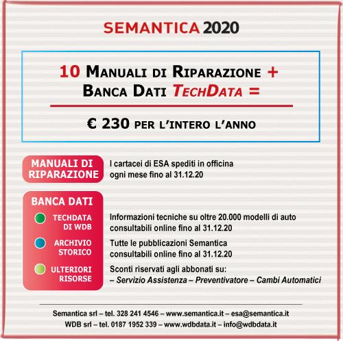 Abbonamento 2020